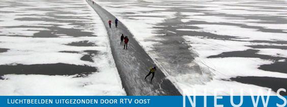 Luchtbeelden RTV Oost