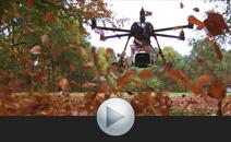 Luchtvideo promoreel Autumn